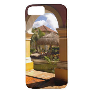 Coque iPhone 8/7 Le Mexique, la Riviera maya, architecture chez