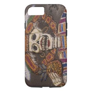 Coque iPhone 8/7 Le Mexique, Oaxaca. Tapisserie de sable (tapete de