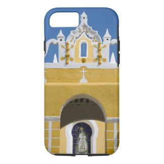 Coque iPhone 8/7 Le Mexique, Yucatan, Izamal. Le couvent