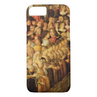 Coque iPhone 8/7 Le miracle de la croix sur le pont de San Lorenzo,