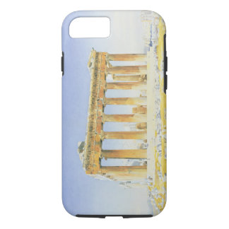 Coque iPhone 8/7 Le parthenon, c.1834 (la semaine au-dessus du