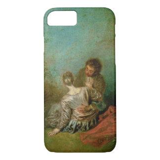 Coque iPhone 8/7 Le Pas de Faux, c.1717 (huile sur la toile)