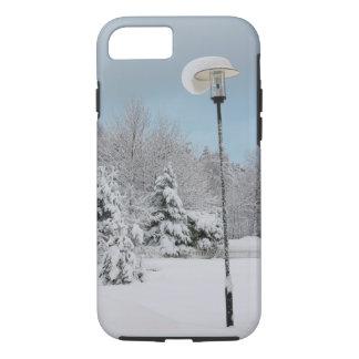 Coque iPhone 8/7 Le pays des merveilles d'hiver