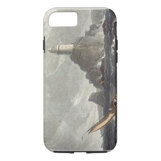 Coque iPhone 8/7 Le phare de drakkars des terres finissent, les