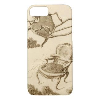 Coque iPhone 8/7 Le processus de tapisser une chaise, de 'P.J.