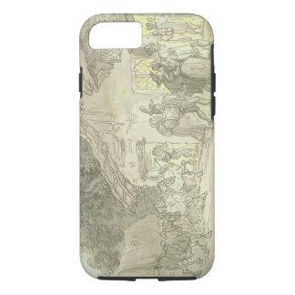 Coque iPhone 8/7 Le repos du Waggoner, c.1800-05 (stylo et encre et
