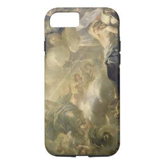 Coque iPhone 8/7 Le rêve de Solomon, c.1693 (huile sur la toile)