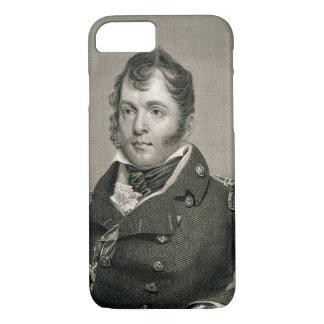 Coque iPhone 8/7 Le risque Perry (1785-1819) d'Oliver de commodore,