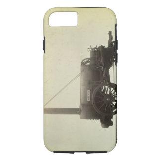 """Coque iPhone 8/7 Le """"Rocket"""" a conçu par George Stephenson (1781-1"""