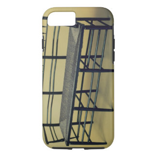 Coque iPhone 8/7 Le Sussex précipitation-a assis la chaise (bois et