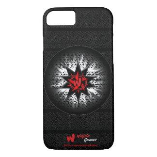 Coque iPhone 8/7 Le téléphone de jeux de Wolfsta enferme l'édition