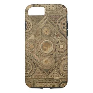 Coque iPhone 8/7 Le trottoir de mosaïque avant l'autel, plaquent A
