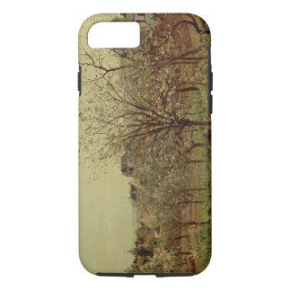 Coque iPhone 8/7 Le verger, 1870 (huile sur la toile)