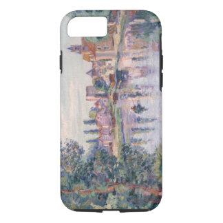 Coque iPhone 8/7 Le vieux Samois, c.1900 (huile sur la toile)