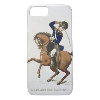 Coque iPhone 8/7 Le volontaire de cavalerie de Westminster,