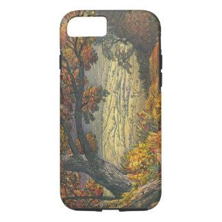 Coque iPhone 8/7 Le Weald de Kent, c.1827-28 (la semaine et gouache