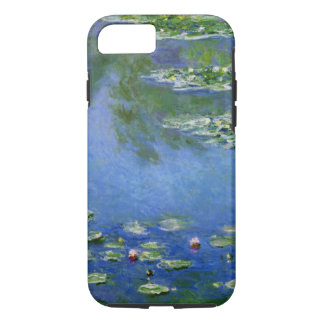 Coque iPhone 8/7 L'eau Lillies de Monet