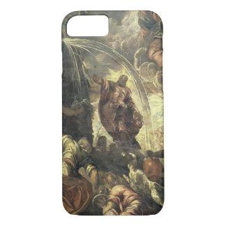 Coque iPhone 8/7 L'eau saisissante de Moïse de la roche, 1575