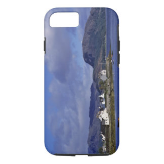 Coque iPhone 8/7 L'Ecosse, montagne, Wester Ross, Plockton.