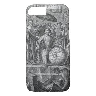 Coque iPhone 8/7 L'empereur de la Chine, frontispice à un compte o