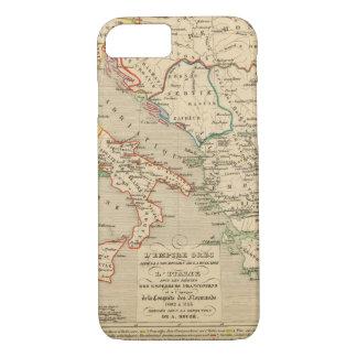 Coque iPhone 8/7 L'Empire Grec, l'Italie, 1002 un 1125