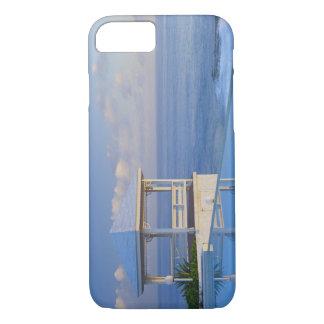 Coque iPhone 8/7 Les Bahamas, Long Island, belvédère réfléchissant