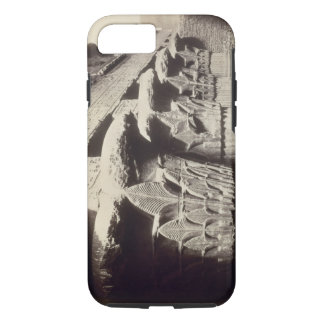 Coque iPhone 8/7 Les capitales du portique, temple de Khnum, Esna