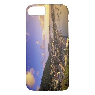 Coque iPhone 8/7 Les Caraïbe, Antilles françaises, St Martin.
