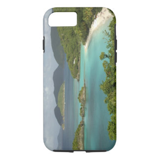 Coque iPhone 8/7 Les Caraïbe, États-Unis Îles Vierges, St John,