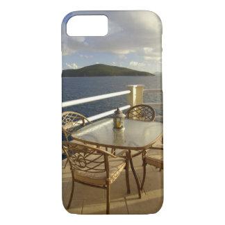 Coque iPhone 8/7 Les Caraïbe, États-Unis Îles Vierges, St Thomas.