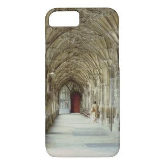 Coque iPhone 8/7 Les cloîtres de la cathédrale de Gloucester, 12ème