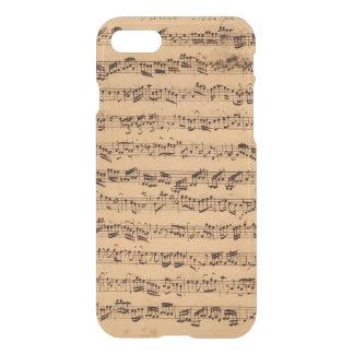 Coque iPhone 8/7 Les concerts de Brandenburger, No.5 D-Dur, 1721