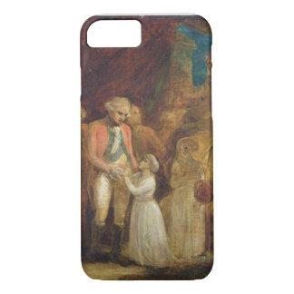 Coque iPhone 8/7 Les deux fils de Tipu Sahib, sultan de Mysore,