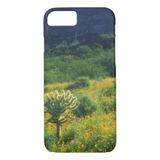 Coque iPhone 8/7 Les Etats-Unis, Arizona, ressortissant de cactus