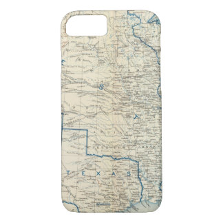 Coque iPhone 8/7 Les Etats-Unis en décembre 1860