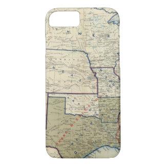 Coque iPhone 8/7 Les Etats-Unis en juin 1864