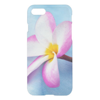 Coque iPhone 8/7 Les Etats-Unis, Hawaï, Oahu, Plumeria fleurissent