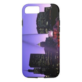 Coque iPhone 8/7 Les Etats-Unis, IL, Chicago. Fontaine de