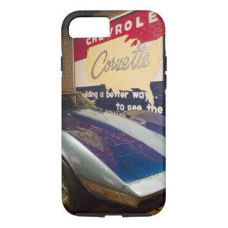 Coque iPhone 8/7 Les Etats-Unis, Kentucky, Bowling Green : Corvette