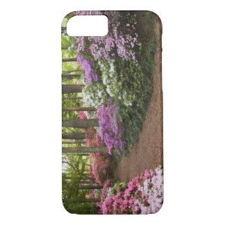 Coque iPhone 8/7 Les Etats-Unis, la Géorgie, montagne de pin. Une
