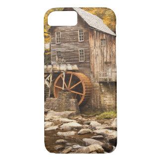 Coque iPhone 8/7 Les Etats-Unis, la Virginie Occidentale, Clifftop.