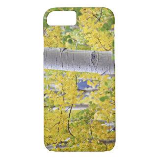 Coque iPhone 8/7 Les Etats-Unis, le Colorado, montagnes rocheuses.