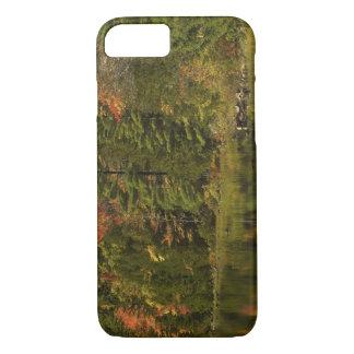 Coque iPhone 8/7 LES Etats-Unis ; Le Maine ; Acadia NP. Réflexions