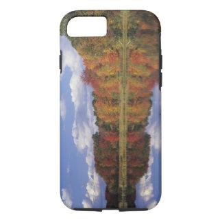 Coque iPhone 8/7 Les Etats-Unis, le Massachusetts, Acton. Réflexion