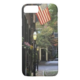 Coque iPhone 8/7 Les Etats-Unis, le Massachusetts, Boston, colline