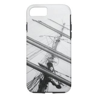 Coque iPhone 8/7 Les Etats-Unis, le Massachusetts, Boston. Mâts de