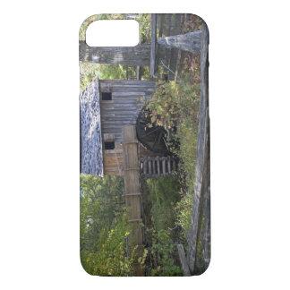 Coque iPhone 8/7 Les Etats-Unis - Le Tennessee. Moulin de câble
