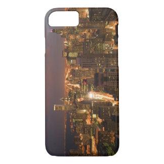 Coque iPhone 8/7 Les Etats-Unis, l'Illinois, Chicago : Vue de