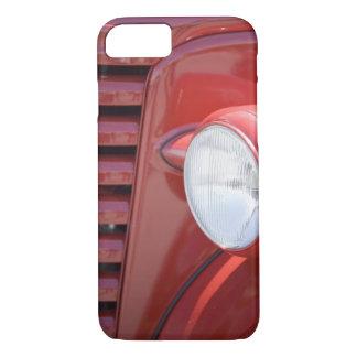Coque iPhone 8/7 Les Etats-Unis, Maine, la tête du hibou. Phare et