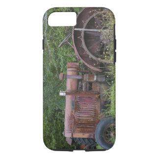 Coque iPhone 8/7 Les Etats-Unis, Vermont, MANCHESTER : Tracteur